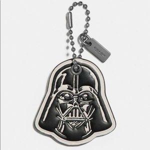 Coach + Star Wars Darth Vader Hang Tag